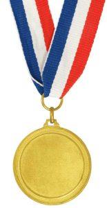 A gold medal attitude