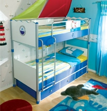 Designing your childs bedroom