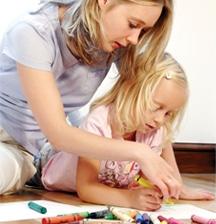 Home-schooling your kids.