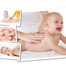 Baby massage: the tips, tricks and benefits