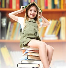 Making your child library savvy