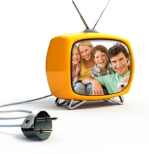 TV, technology & kids