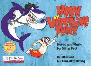 Hank the Wrestling Shark