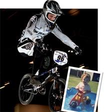 Raising an olympian BMX rider