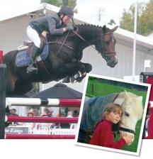 Raising an Equestrian