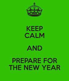 11 ideas to prepare for the New Year