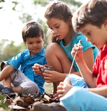 8 totally convincing reasons for kids to play outside