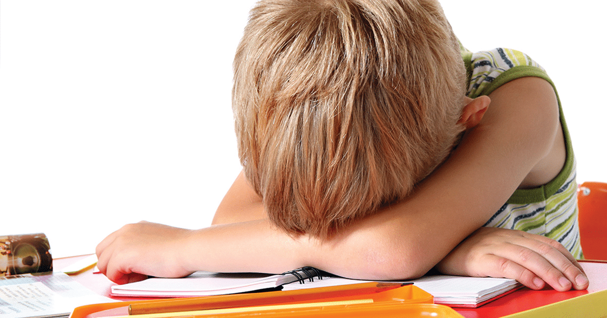 education on psychological disorders in kids - tots to teens