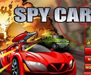 A Spy car-ride game