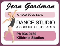 Jean Goodman Dance Studio and School of the Art's
