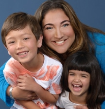 questions and answers with Jo Frost