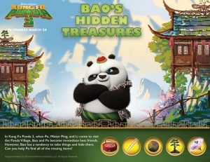 Bao's hidden treasure