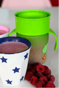 Berry Smoothie for Toddlers