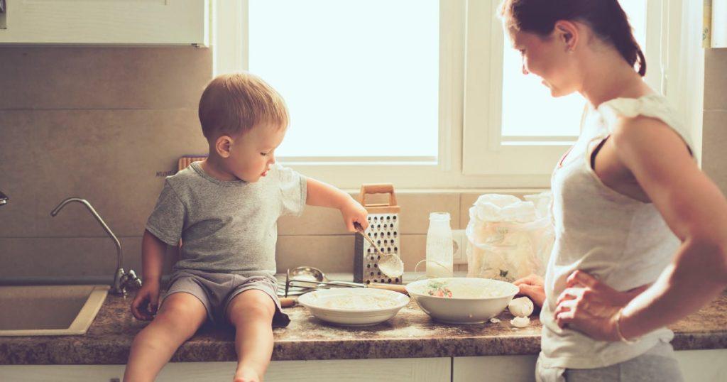 parenting homegrown kids