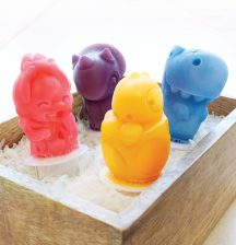 ZOKU 4 Dino Pop Molds