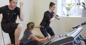 fu/nis EMS training: the perfect workout for busy mums