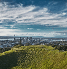 Pram-friendly walks in Auckland
