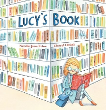 LUCY'S BOOK, BY NATALIE JANE PRIOR