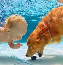Why kids should swim in healthy water!