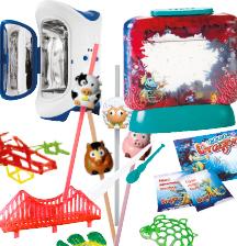 Win 3D crafts from Modern brands