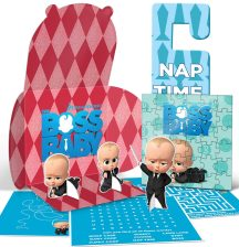 Boss Baby prize pack