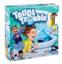 New toilet trouble