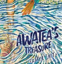 Awatea's treasure by Fraser Smith