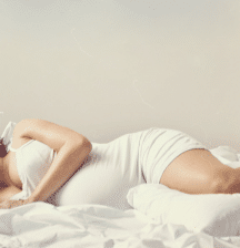 8 ways to get better sleep when you're pregnant…