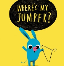 Where's my jumper by Nicola Slater