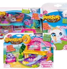 WIN a Hamsters in a House Playset