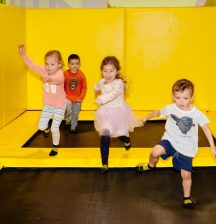 Uptown Bounce Trampoline Parks
