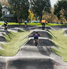We've found all the bike tracks in Auckland