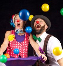 We've found all the Circus fun…