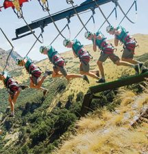 6 must-do zip lines around New Zealand