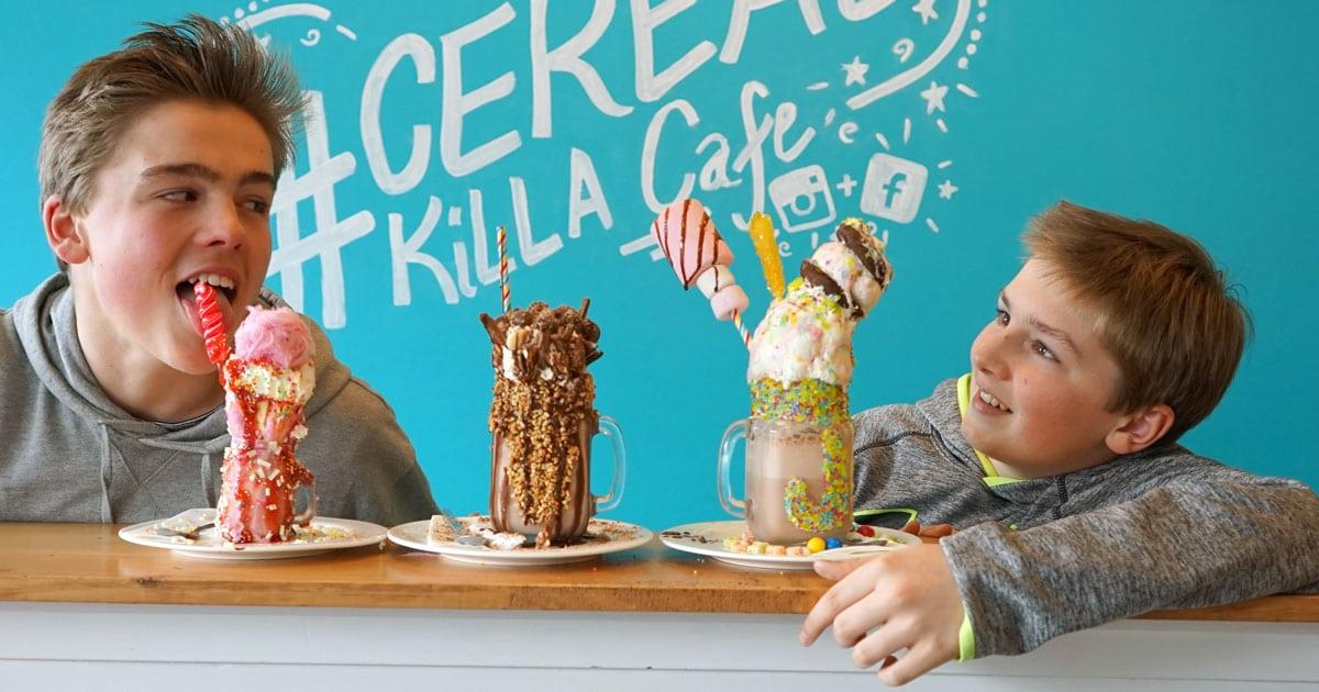 Ice-cream in auckland