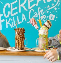 Cereal Killa: Killa shakes all round!