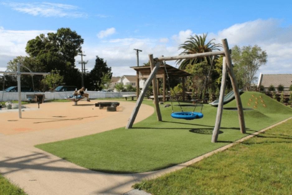 fenced parks