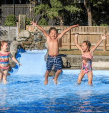 Where to find splash pads in Auckland