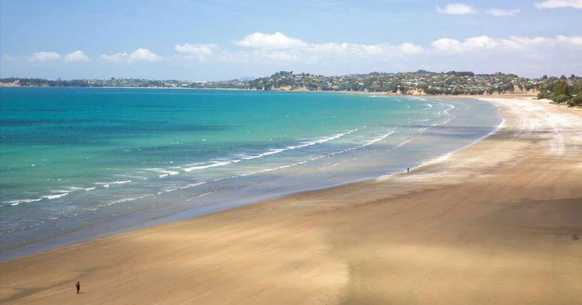 Best Beaches Around Auckland