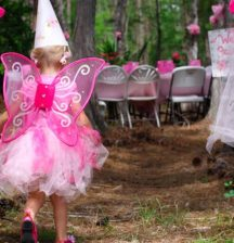 At home Magical Fairy Party in Auckland