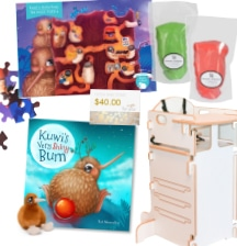 Arc Assistant 5-in-1 and toddler gift pack