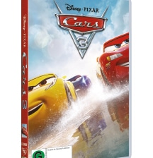 Cars 3 DVDs