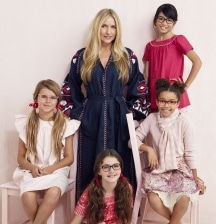 Collette Dinnigan for Specsavers glasses