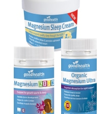 Good Health magnesium parent and child packs
