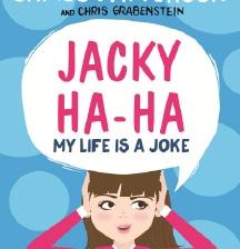 Jack ha-ha: My Life is a Joke by James Patterson