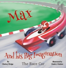 Max and his Big Imagination by Chrissy Metge