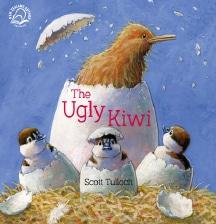 The Ugly Kiwi by Scott Tulloch