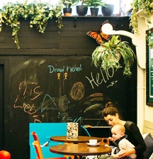 Impressive child-friendly restaurants in Auckland