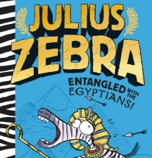Julius Zebra: entangled with the Egyptians by Gary Northfield
