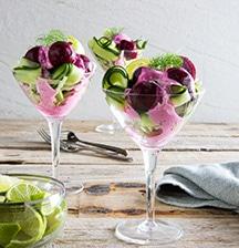 LeaderBrand beetroot cocktail